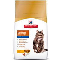 Hills Cat Adult 7+ Hairball Control