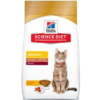 Hills Cat Adult Hairball Control Urinary