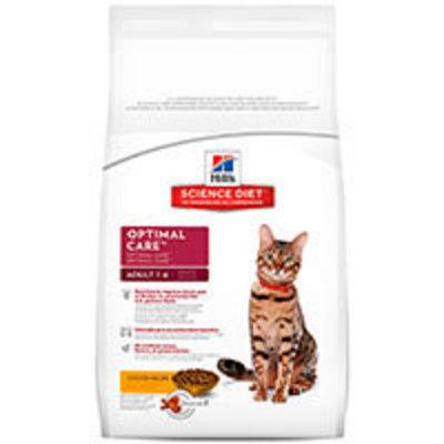 Hills Cat Adult Optimal Care