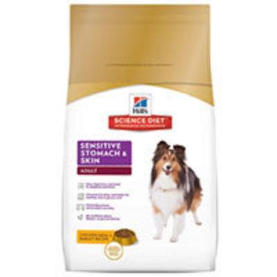 Hills Dog Sensitive Stomach & Skin