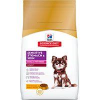 Hills Dog Sensitive Stomach & Skin TOY