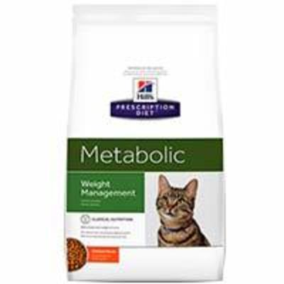 Hills Prescription Diet Feline Metabolic