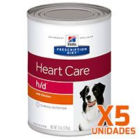 Hills H/D Canino Lata - Pack 5 unidades
