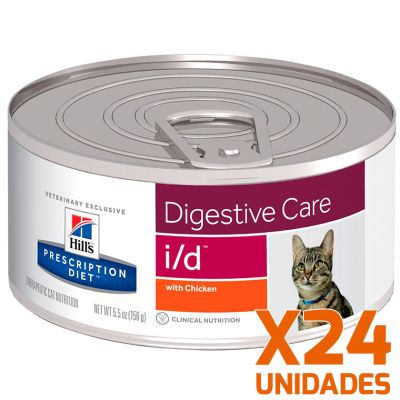 Hills i/d Felino Gastro Intestinal Lata pack 24 Unidades