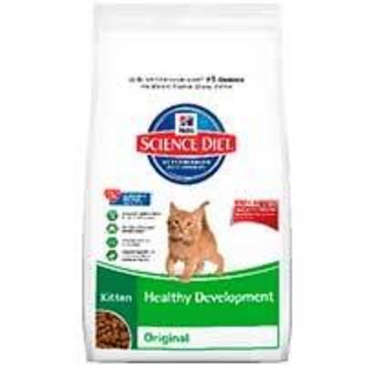 Hills Cat Kitten Healthy Development