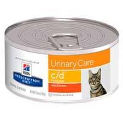Hills Prescription Diet Latas Feline c/d Urinary
