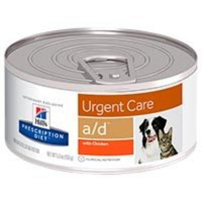 Hills Prescription Diet Latas Canine – Feline a/d Critical Care