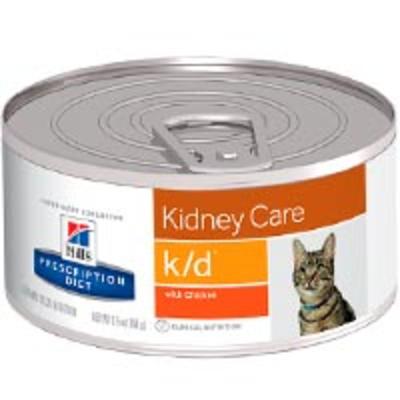 Hills Prescription Diet Latas Feline k/d Renal