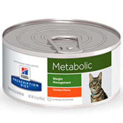 Hills Prescription Diet Latas Feline Metabolic