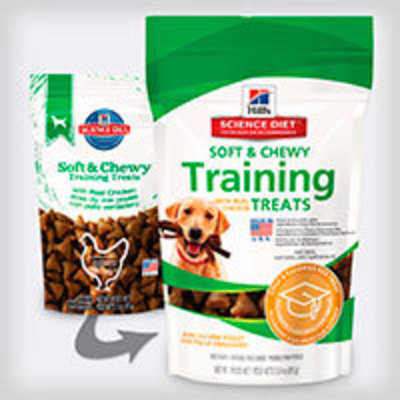 Hills Soft & Chewy Training Pollo
