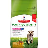 Hills Youthful Vitality Small Toy 7+ Dog