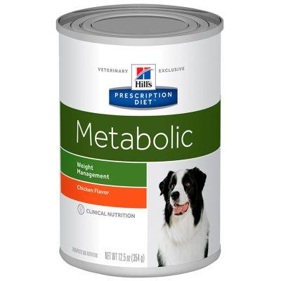 Hills Metabolic Canino Lata 370gr