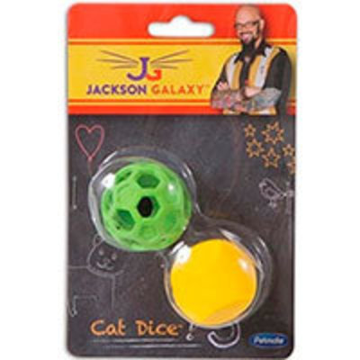 Jackson Galaxy Cat Dice Holle Roller