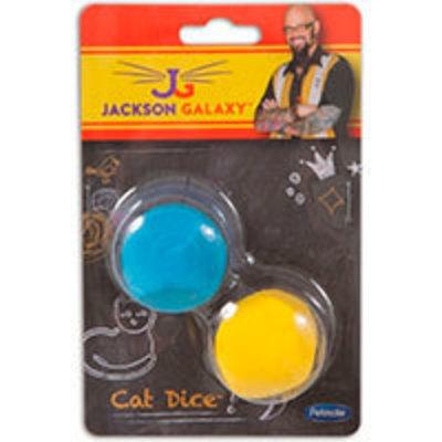 Jackson Galaxy Cat Dice Rubber Erratic