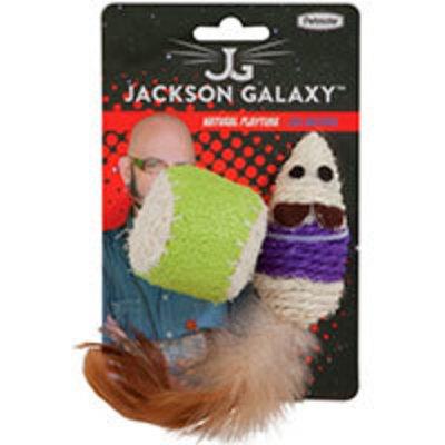 Jackson Galaxy Natural Play Ratón