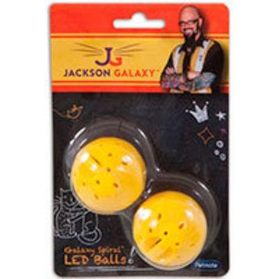 Jackson Galaxy Spiral Led Ball