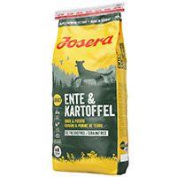 Josera Dog Adult Grain Free Ente Kartoffel (Pato)