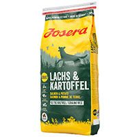 Josera Dog Adult Grain Free Lach Kartoffel (Salmón)