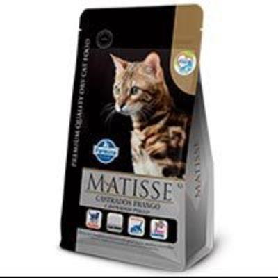 Matisse Gatos Adultos Castrados Pollo