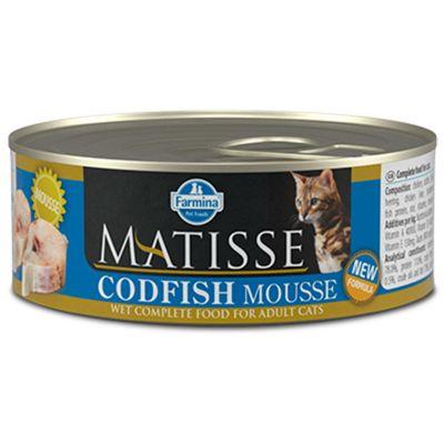 Matisse Lata Codfish Mousse 85gr
