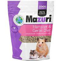 Mazuri Hamster - Gerbil Diet