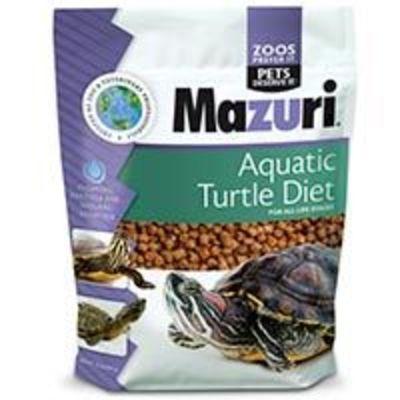 Mazuri Tortuga Acuática - Turtle Diet