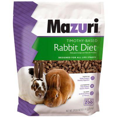 Mazuri Conejo Rabbit Diet 1kg