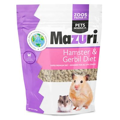 Mazuri Hamster Gerbil Diet 350gr