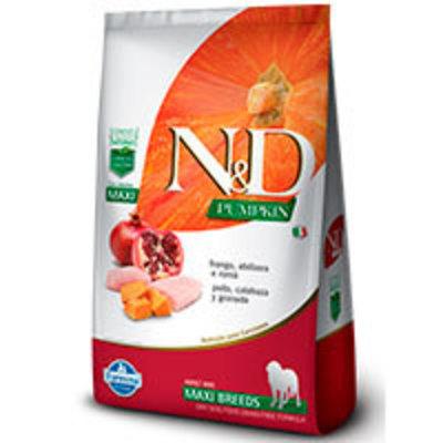 Natural and Delicious Pumpkin Pollo, Calabaza y Granada Adult Maxi