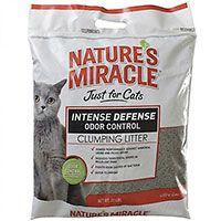 Natures Miracle Intense Defense Litter - Arena Sanitaria 18kg