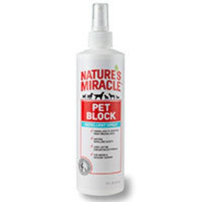 Natures Miracle Pet Block - Repelente para Perros