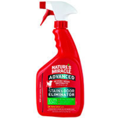 Natures Miracle Stain and Odor Eliminator Advanced