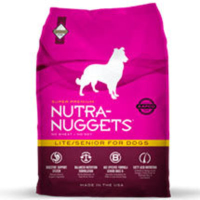 Nutra Nuggets Lite / Senior