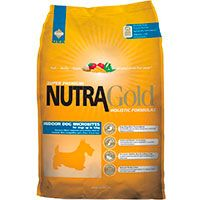 NutraGold Dog Indoor Adult Microbites
