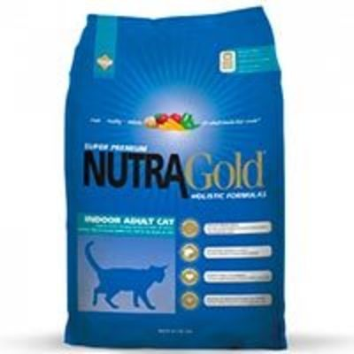 NutraGold Cat Indoor Adulto