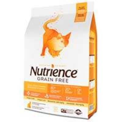 Nutrience Cat Grain Free Pavo, Pollo y Arenque