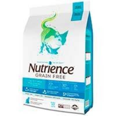 Nutrience Cat Grain Free Pescado Oceanico