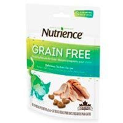 Nutrience Cat Galletas Grain Free Receta de Pollo