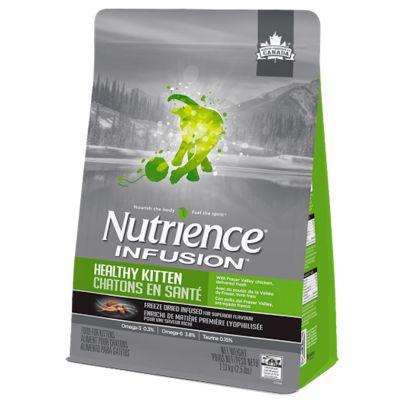 Nutrience Cat Infusion Kitten