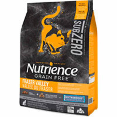 Nutrience Cat Subzero Fraser Valley