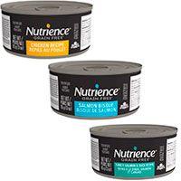 Nutrience Cat SubZero Lata - Variedades