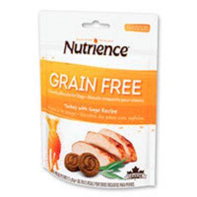 Nutrience Dog Galletas Grain Free Receta de Pavo con Salvia