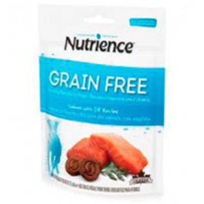 Nutrience Dog Galletas Grain Free Receta de Salmón con Eneldo