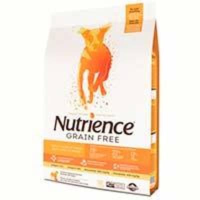 Nutrience Dog Grain Free Pavo, Pollo, Arenque