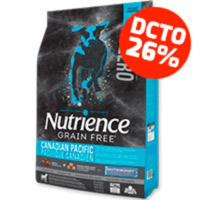 Nutrience Dog Subzero Canadian Pacific 2.27kg