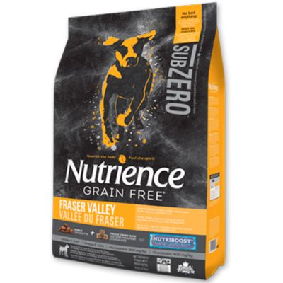 Nutrience Dog Subzero Fraser Valley 2.27kg