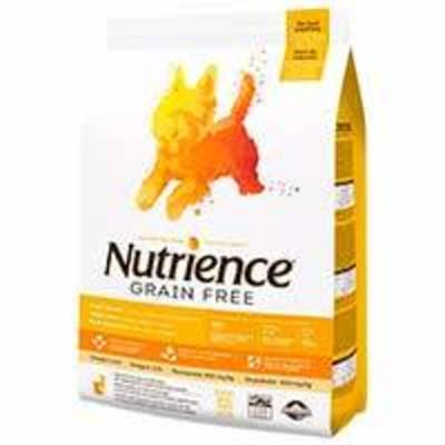 Nutrience Dog Grain Free Pavo, Pollo, Arenque Small