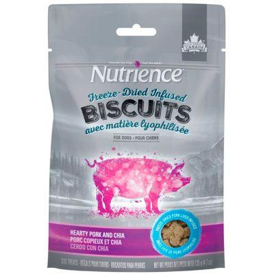 Nutrience Dog Biscuits Cerdo y Chía 135gr