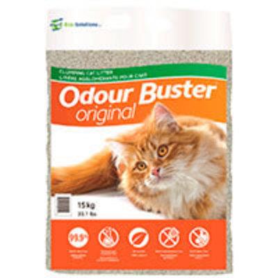 Odour Buster - Arena Sanitaria Super Premium 15kg