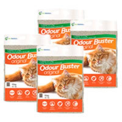 Odour Buster - Arena Sanitaria Super Premium Pack 60kg